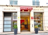 Hotel Source, Parijs
