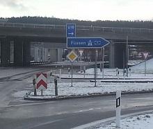 Hotel Onderweg Snelweg A7 W 252 Rzburg F 252 Ssen Duitsland