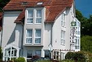 Hotel Garni, snelweg A3, Frankfurt-Keulen