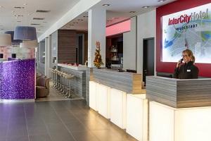 Hotel Ingolstadt, receptie